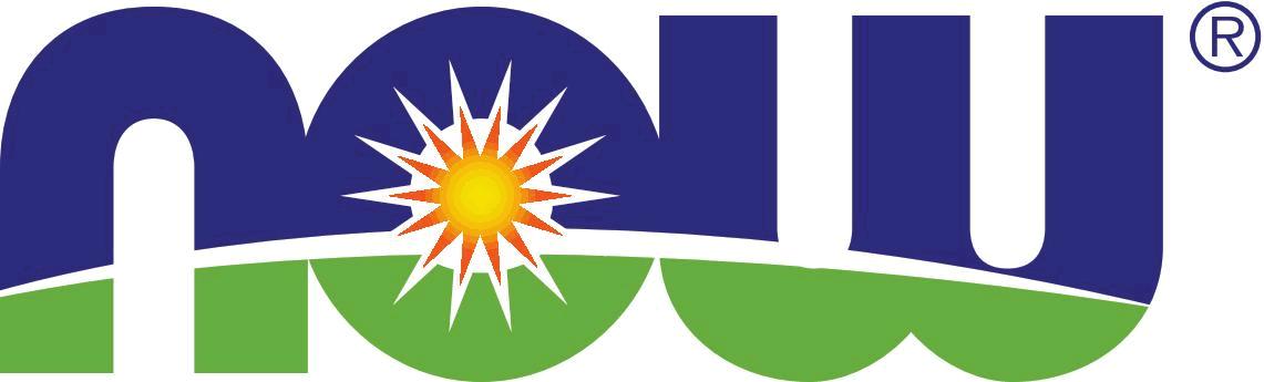 Znalezione obrazy dla zapytania NOW Foods logo