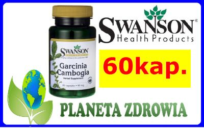 Garcinia cambogia swanson