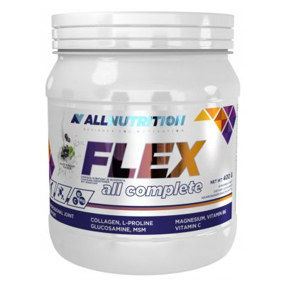 ALLNUTRITION FLEX all complete KOLAGEN MSM 400g