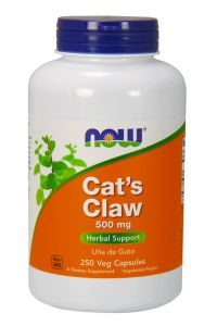CAT'S CLAW VILCACORA koci pzaur 250kap NOW FOODS