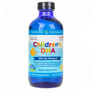 NORDIC NATURALS CHILDREN\'S DHA OMEGA 3 - 237ml