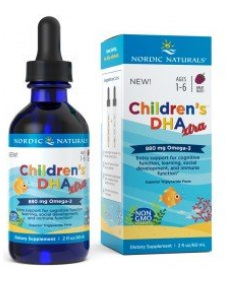 NORDIC NATURALS CHILDREN\'S DHA OMEGA 3 880mg