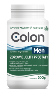 Colon Men BŁONNIK prostata PROBIOTYK 200g