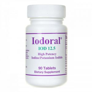 Optimox Iodoral® 12,5 mg - 90 tabletek JOD