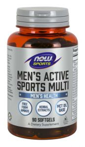 NOW Men's Extreme Sports Multi MULTIWITAMINA