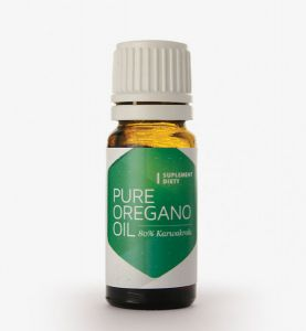 OLEJEK Z OREGANO DZIKIE OREGANO 100% NATURALNE HEPATICA 20ml