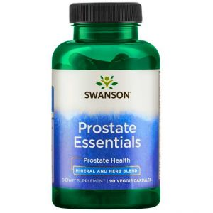 SWANSON PROSTATE ESSENTIALS saw palmetto DYNIA 90kap