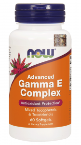 NOW Foods WITAMINA E COMPLEX tokoferole + tokotrienole